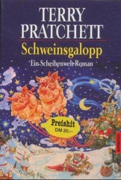 Schweinsgalopp / Scheibenwelt Bd.20 - Pratchett, Terry
