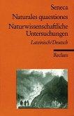 Naturwissenschaftliche Untersuchungen / Naturales quaestiones