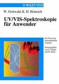 UV/VIS - Spektroskopie für Anwender