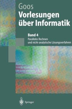 Vorlesungen über Informatik - Goos, Gerhard