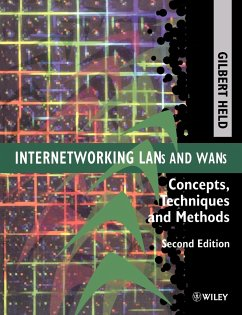 Internetworking LANs and WANs - Held, Gilbert