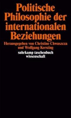 Politische Philosophie der internationalen Beziehungen