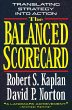 The Balanced Scorecard, Engl. Ed.