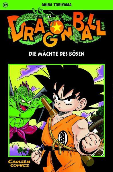 Dragon Ball - Die Mächte des Bösen - Toriyama, Akira