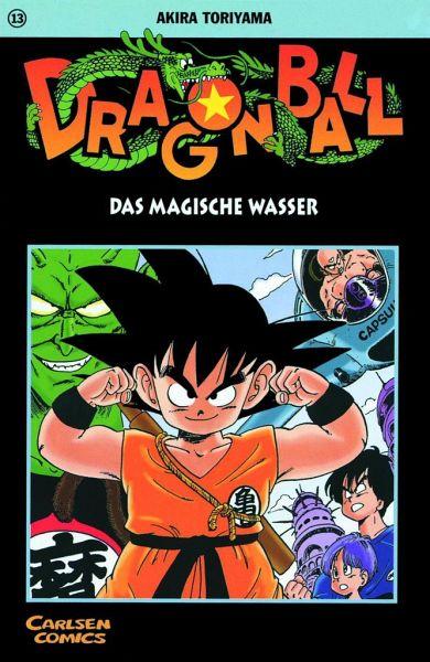Dragon Ball - Das magische Wasser - Toriyama, Akira