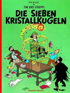 Die sieben Kristallkugeln / Tim und Struppi Bd.12 - Herge