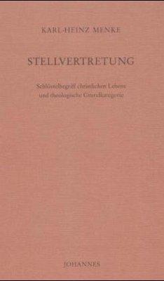 Stellvertretung - Menke, Karl-Heinz