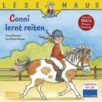 Conni lernt reiten / Lesemaus Bd.16