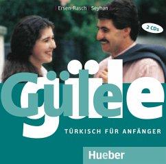 2 Audio-CDs zum Lehr- und Arbeitsbuch / Güle güle - Ersen-Rasch, Margarete I.; Seyhan, Hayrettin