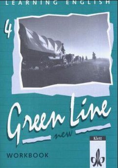 Learning English. Green Line New 4. Workbook. Für Gymnasien. Allgemeine Ausgabe Tl.4