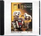 4. Schuljahr, Hörbeispiele, 3 Audio-CDs / Rondo, Musiklehrgang für die Grundschule