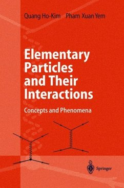 Elementary Particles and Their Interactions - Ho-Kim, Quang; Pham, Xuan-Yem