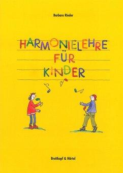 Harmonielehre für Kinder