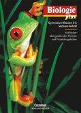 Biologie plus 5/6. Lehrbuch. Förderstufe. Ausgabe Sachsen-Anhalt