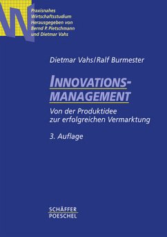 Innovationsmanagement - Vahs, Dietmar / Burmester, Ralf
