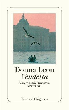 Vendetta / Commissario Brunetti Bd.4 - Leon, Donna
