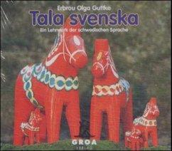 3 Audio-CDs / Tala svenska