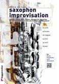 Saxophon Improvisation, m. Audio-CD