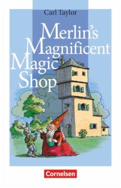 Merlin's Magnificent Magic Shop - Taylor, Carl