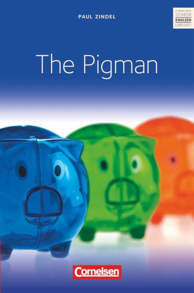 an analysis of paul zindels the pigman Yes, analyzing analysis isn't particularly exciting but it can, at least, be enjoyable the pigman by paul zindel home / literature / the pigman / analysis.