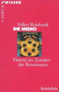 Die Medici - Reinhardt, Volker