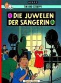 Die Juwelen der Sängerin / Tim und Struppi Bd.20
