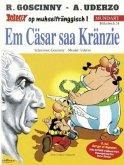 Em Cäsar saa Kränzie; Die Lorbeeren des Cäsar / Asterix Bd.18 (moselfränkische Ausgabe)