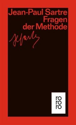 Fragen der Methode - Sartre, Jean-Paul