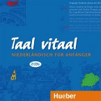 2 Audio-CDs zum Lehr- und Arbeitsbuch / Taal vitaal