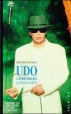 Udo Lindenberg, In eigenen Worten