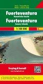 Freytag & Berndt Autokarte Fuerteventura - Kanarische Inseln, 1:100.000