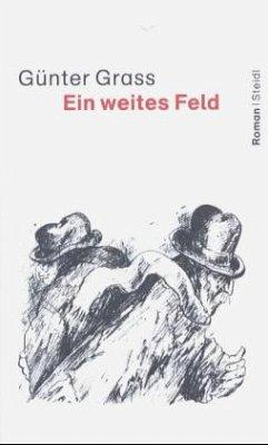 Werkausgabe 13. Ein weites Feld - Grass, Günter