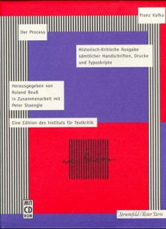 Der Process, 17 Hefte m. CD-ROM - Kafka, Franz