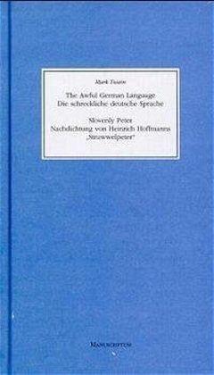 schreckliche deutsche sprache