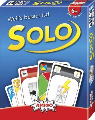 Solo Kartenspiel