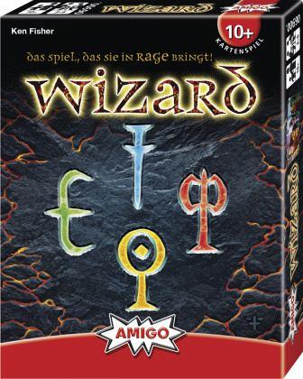 Wizzard Kartenspiel