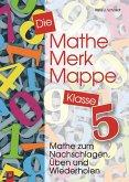 Die Mathe-Merk-Mappe 5. Klasse. RSR