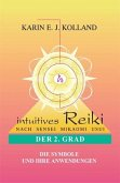 Intuitives Reiki nach Sensei Mikaomi Usui. Der 2. Grad