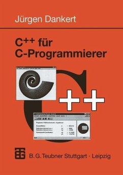 C++ für C-Programmierer