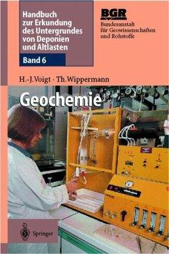 Geochemie - Voigt, Hans-Jürgen;Wippermann, Thomas