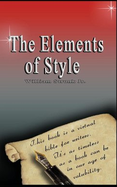 The Elements of Style - Willumeit, Hans-Peter