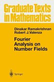 Fourier Analysis on Number Fields