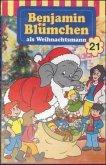 Benjamin Blümchen als Weihnachtsmann, 1 Cassette