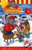 Benjamin Blümchen und der Weihnachtsmann, 1 Cassette