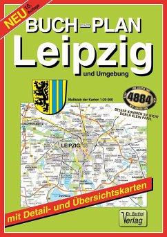 Doktor Barthel Buchplan Leipzig und Umgebung