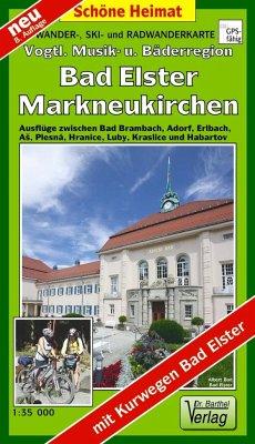 Doktor Barthel Karte Vogtländische Musik- und B...