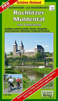 Doktor Barthel Karte Rochlitzer Muldental und U...