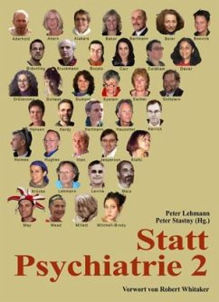 Statt Psychiatrie 2 - Lehmann, Peter / Stastny, Peter (Hgg.)