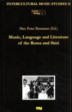 Music, Language and Literature of the Roma and ...