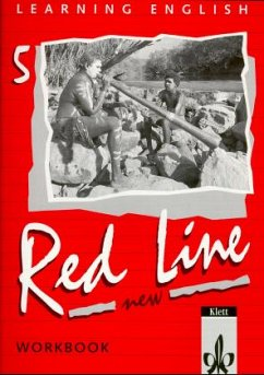 Learning English. Red Line 5. New. Workbook Tl.5